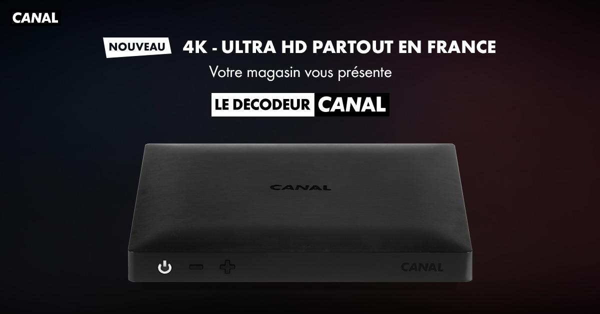 Offre Canal Sat Decodeur